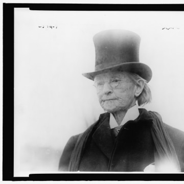Image: Dr. Mary Edwards Walker, circa 1911