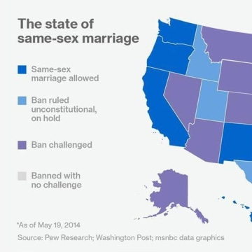 same sex marriage washington state poll numbers in Boston
