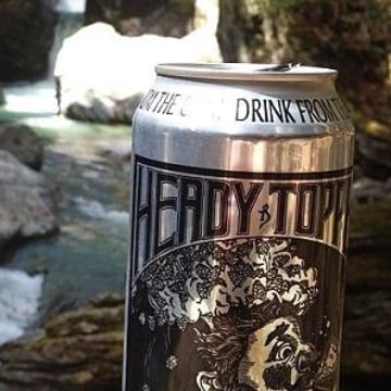Image: A can of Heady Topper