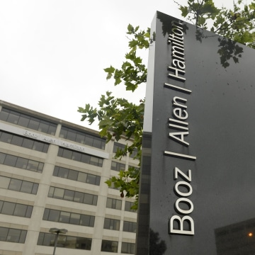 Image: Booz Allen Hamilton headquarters in McLean, Virginia