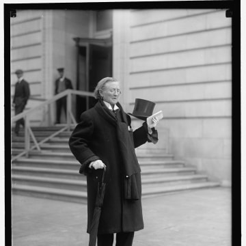 Image: Dr. Mary Edwards Walker between 1911 and 1917