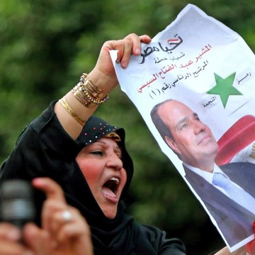 Image: EGYPT-VOTE