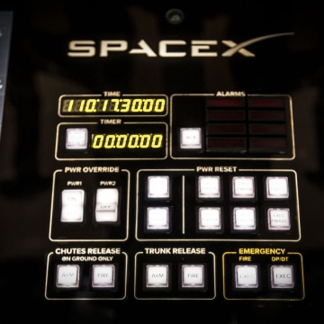 Image: SpaceX panel