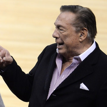Image: Donald Sterling