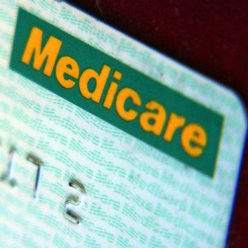 Image: Medicare card