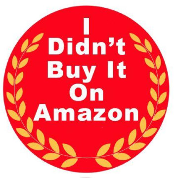 I Didn't Buy it On Amazon Stephen Colbert