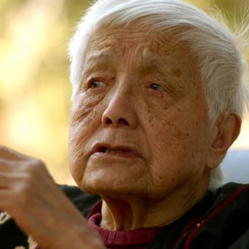 Grace Lee Boggs in an interview.