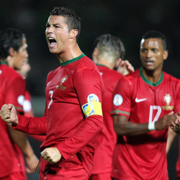Trending on social media? Portugal's Cristiano Ronaldo is expected to be one of the big stars of the World Cup.