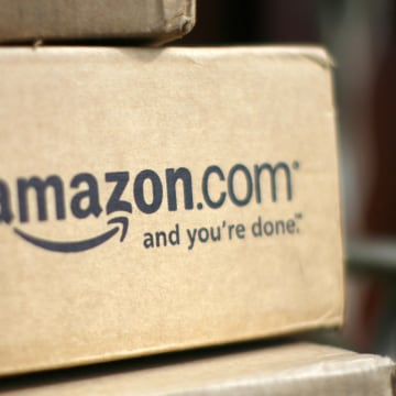 Image: A box from Amazon.com