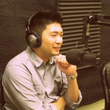"""Phil Yu, founder and editor of """"Angry Asian Man,"""" one of the most popular Asian-American blogs"""