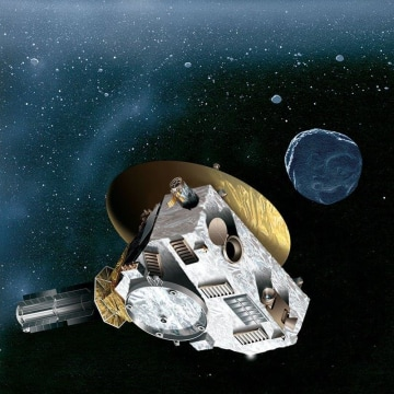 Image: New Horizons in Kuiper Belt