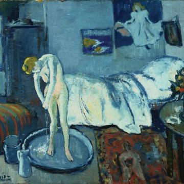 Image: Blue Room