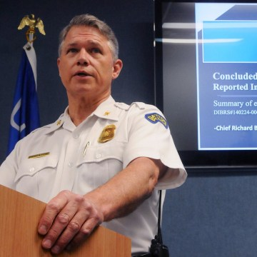 Image: Dayton Police Chief Richard Biehl