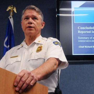 Image: Dayton Police Chief Richard Biehl
