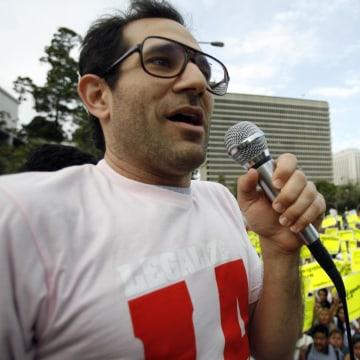Image: Dov Charney in 2009
