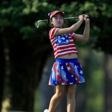Image:Lucy Li of the USA