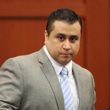 Image: George Zimmerman in court in July 2013, in Sanford, Fla.