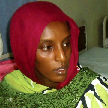 Image: Meriam Ibrahim on May 29