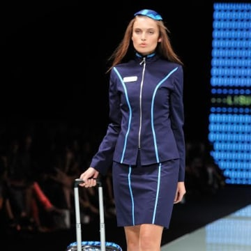 Image: Eastern Air Lines uniform