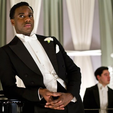 """Image: Gary Carr as Jack Ross in a scene from season four of """"Downton Abbey."""""""