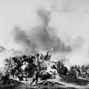 Battle Of Nordlingen
