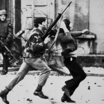 RETRO-NORTHERN IRELAND-BLOODY SUNDAY