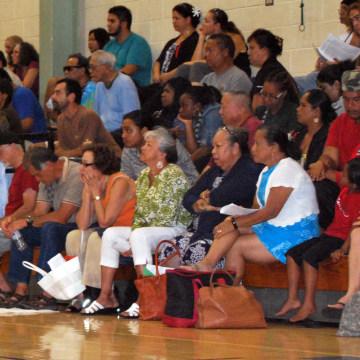 Native Hawaiian hearings