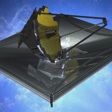Image: James Webb Space Telescope