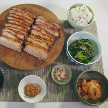 Pork Belly Bassam