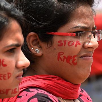 Image: INDIA-CRIME-RAPE-PROTEST-FILES