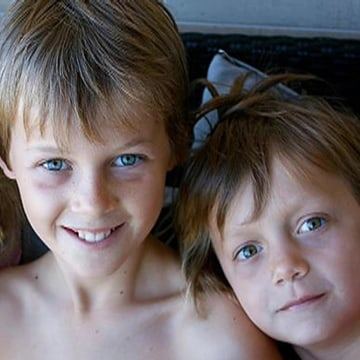 Evie, Mo and Otis Maslin, siblings from Western Australia, died onboard Malaysia Airlines MH17.