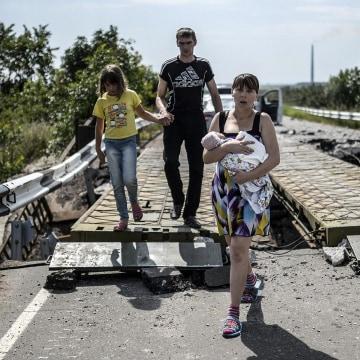 Image: Donetsk, Ukraine