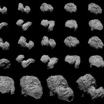 Image: Comet images
