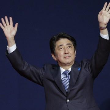 Image: Shinzo Abe