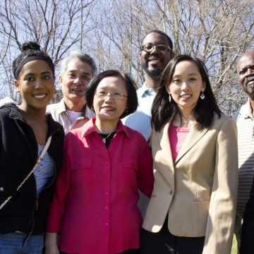Stephanie Chang's family