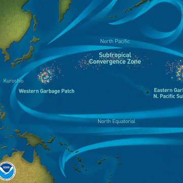 Why You Cant See The Great Pacific Garbage Patch On