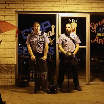 Image: US-CRIME-RACE-POLICE-SHOOTING