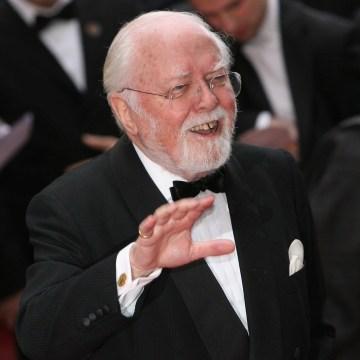 Image: FILE - British Actor And Director Richard Attenborough Dies Aged 90
