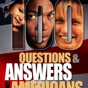 """100 Questions and Answers about Americans"""
