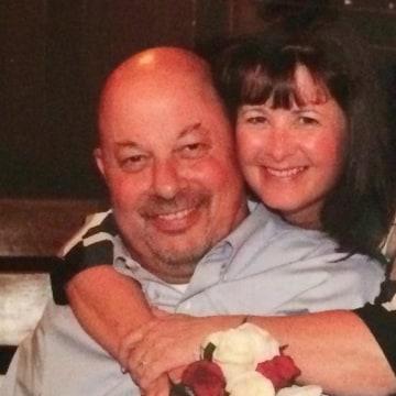 Image: Jack and Caroline Jordan.