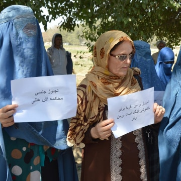 Image: Afghan court sentences convicted rapists to death