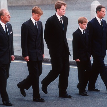 Image: Funeral of Diana, Princess of Wales