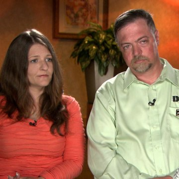 Image: John and Hannah plan to file suit against NDA Behavioral Health Systems in Mt. Dora, Florida  over alleged abuse of their son.