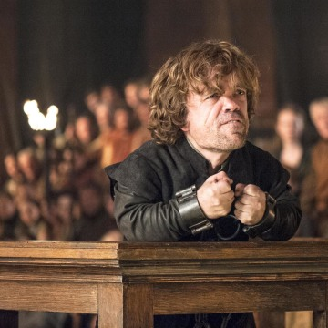 "Image: Peter Dinklage as Tyrion Lannister on ""Game of Thrones"""