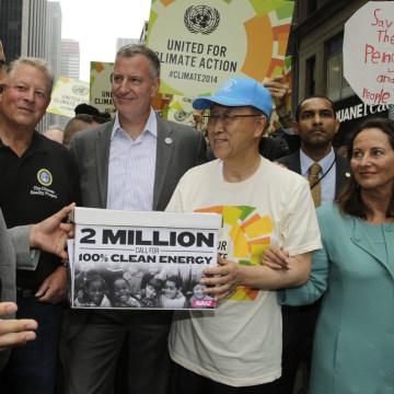 Image: Ricken Patel, Al Gore, Ban ki-Moon