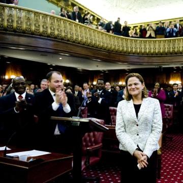 Melissa Viverito Named Speaker