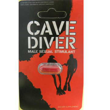 Cave Diver Male Enhancement