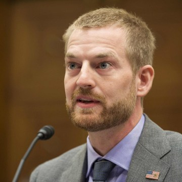 Image: Dr. Kent Brantly on Sept. 17