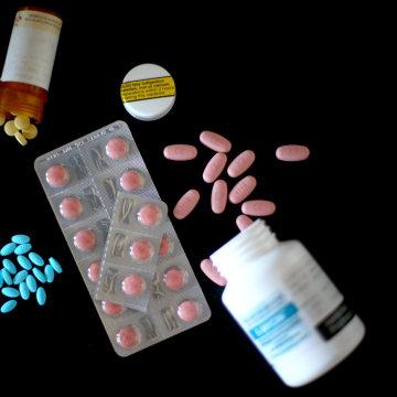 Image: Various pharmaceuticals