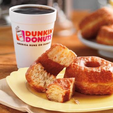 Image: Croissant Donut